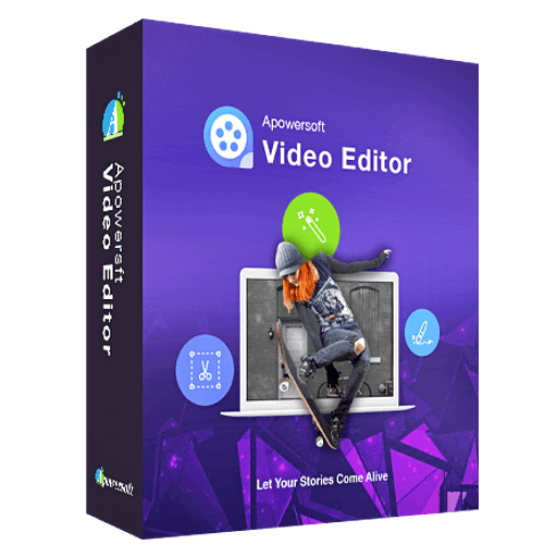 Apowersoft Video Editor-crack