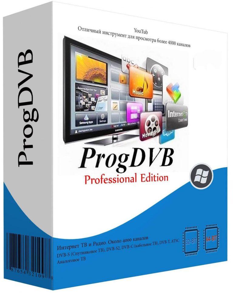 ProgDVB-Professional-Crack