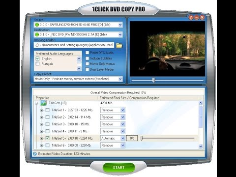 1CLICK DVD Copy Pro serial code