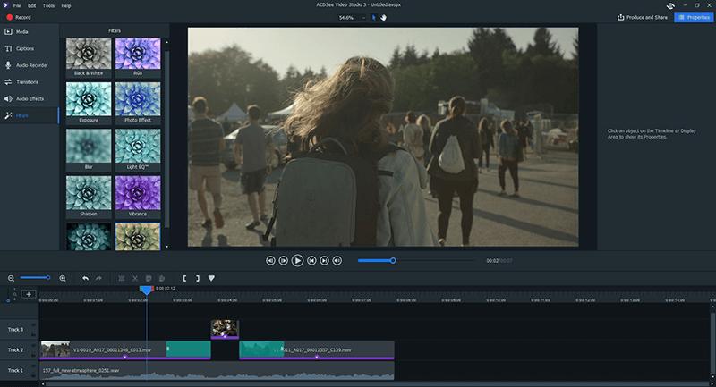 ACDSee Video Studio serial incl