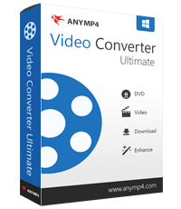 AnyMP4 Video Converter Ultimate-crack