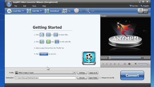 AnyMP4 Video Converter Ultimate-licensed