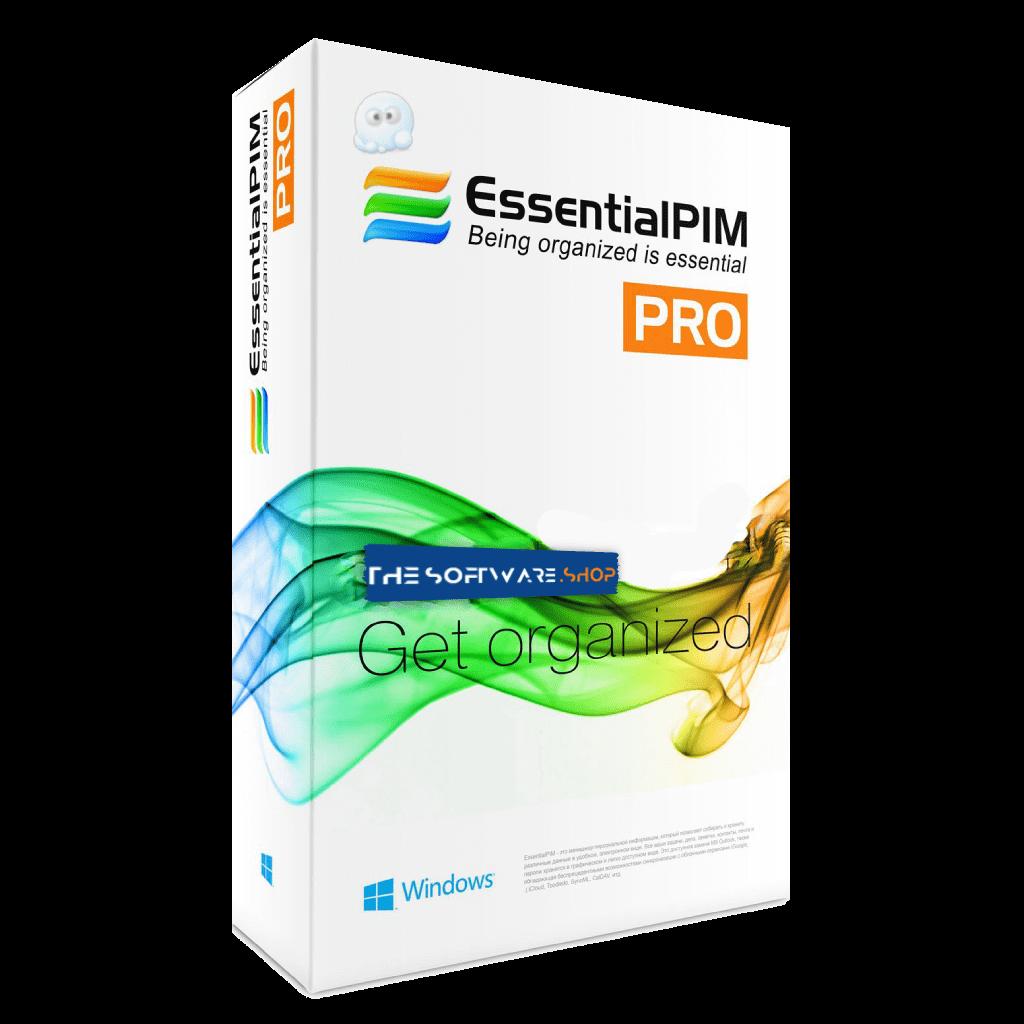 EssentialPIM Pro Business-crack