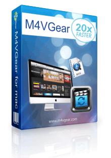 M4VGear DRM Media Converter-activation key