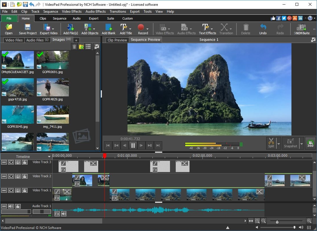 NCHSoftware VideoPad Professional Cracked