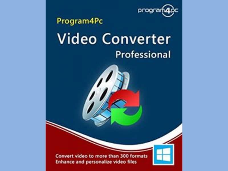 Program4Pc Video Converter Pro-crack