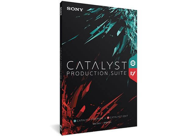 Sony Catalyst Production Suite-crack