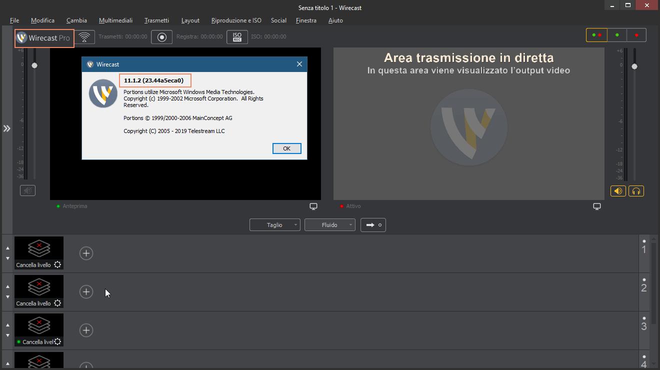 Telestream Wirecast Pro -cracked