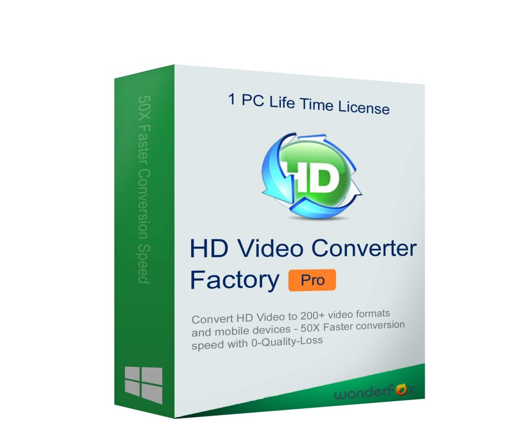 WonderFox HD Video Converter Factory Pro-crack