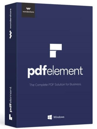 Wondershare PDFelement Pro-license key